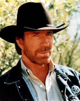 Chuck Norris i filmer och serier