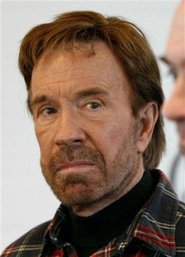 Chuck Norris privatliv