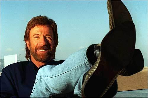 Chuck Norris och kampsportskarriären