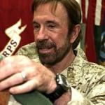 Chuck Norris och aktivism